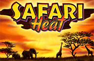 Игровой атомат Safari Heat