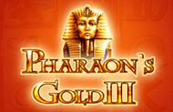Игровой атомат Pharaohs Gold III