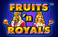 Игровой атомат Fruits and Royals
