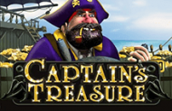 Captain's Treasure аппараты Вулкан