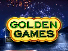 Игровой атомат Golden Games