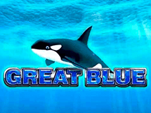 Игровой атомат Great Blue