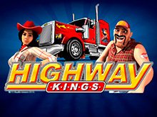 Игровой атомат Highway Kings