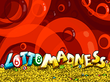 В казино Вулкан Lotto Madness