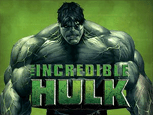 Игровой атомат The Incredible Hulk