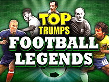 Игровой атомат Top Trumps Football Legends