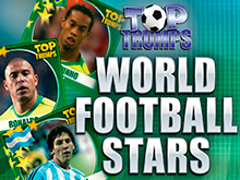 Игровой атомат Top Trumps World Football Stars