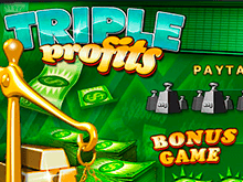 Игровой атомат Triple Profits