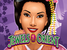 Игровой атомат Jewels Of The Orient