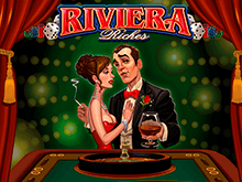 Игровой атомат Riviera Riches