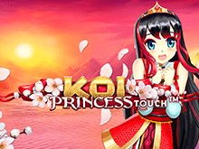 Игровой атомат Koi Princess