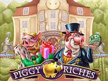 Игровой атомат Piggy Riches
