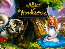 Игровой атомат Alice in Wonderland