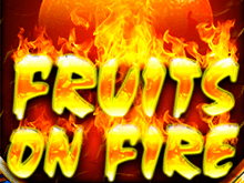 Игровой атомат Fruits on Fire