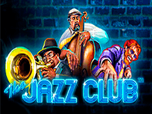 Игровой атомат The Jazz Club